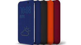 HTC Dot View Cover: Update bringt neue Funktionen