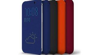 HTC Dot View Cover: Update bringt neue Funktionen