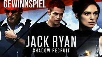 Gewinnt ein ultimatives Action-Paket zu Jack Ryan - Shadow Recruit
