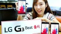 LG G3 s: Mittelklasse-Smartphone mit 5 Zoll vorgestellt