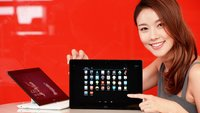 LG Tab Book: 11,6 Zoll Tablet Hybrid mit Android und Intel Core i5