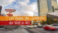 """Las Vegas, die """"Spielhölle"""" der Welt in 4K!"""