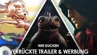 NEU: MGWK 3000 #1 - Wir gucken Trailer & Games-Werbung!
