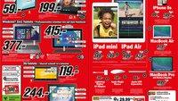 Media Markt Prospekt-Check zur WM 2014: iPads, Mac-Zubehör,…