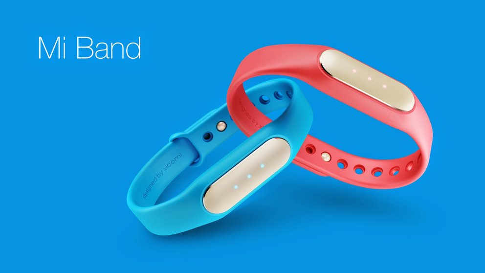 Xiaomi Mi Band: Fitness-Armband für unter 10 Euro vorgestellt