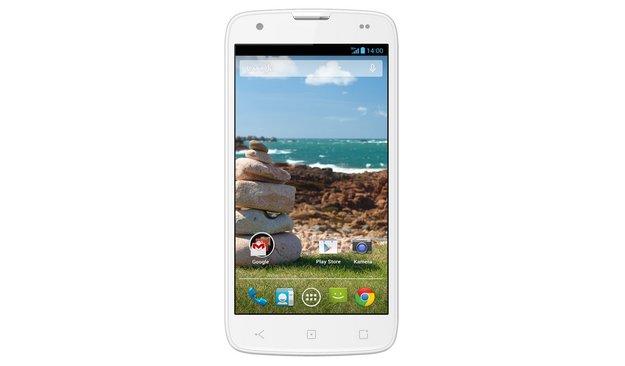 MobiWire Ahiga: BASE bringt 99-Euro-Smartphone mit 5-Zoll-Display