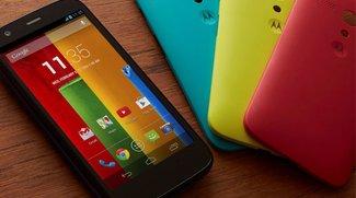 Motorola Moto X, G & E: Verteilung von Android 4.4.4 gestartet
