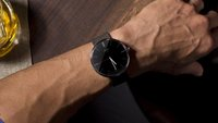 Moto 360: So entstand das Design der Smartwatch (Video)