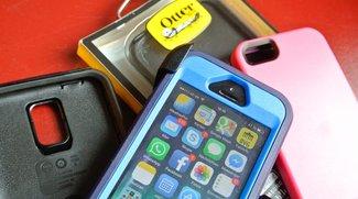 OtterBox Cases für iPhone 5(s) und Samsung Galaxy S5 im Hands On