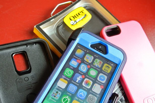 OtterBox Cases für iPhone 5(s) und Samsung Galaxy S5 im Hands On