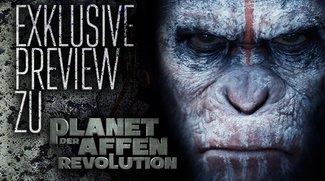 Gewinnt Karten für eine exklusive Preview von Planet der Affen: Revolution