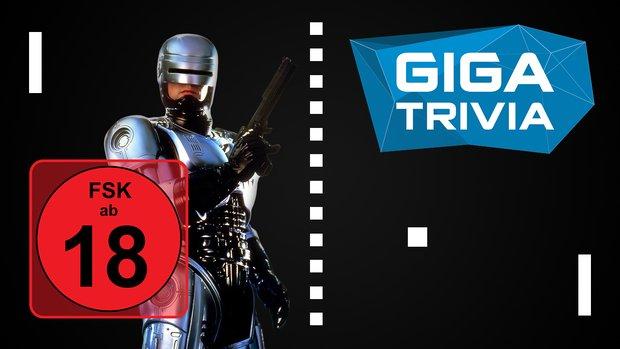 GIGA Trivia #56: Pong ab 18, Robocop und Waschmaschinen und Atari vs. Garagentore