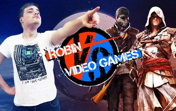 Robin VS Video Games: Nein, halt, Vorbestellungen sind der Satan!