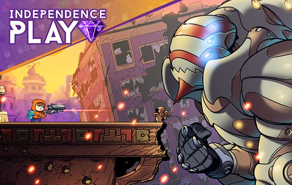 Independence Play: Schnitzeljagd, diebische Rechtecke und Geständnisse