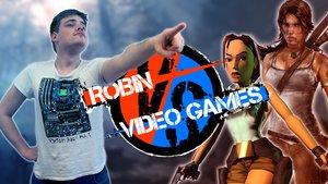 Robin VS Video Games Alte Spiele