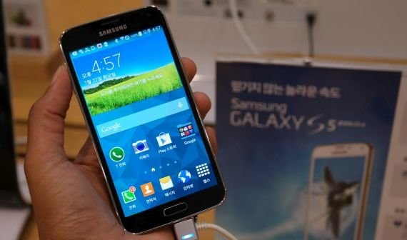 Samsung Galaxy S5 LTE-A: Firmware bestätigt baldigen Release (Gerücht)