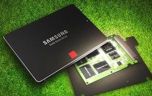 Samsung SSD 850 Pro