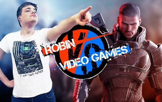 "Robin VS Video Games: ""DLCs sind der Satan!"""