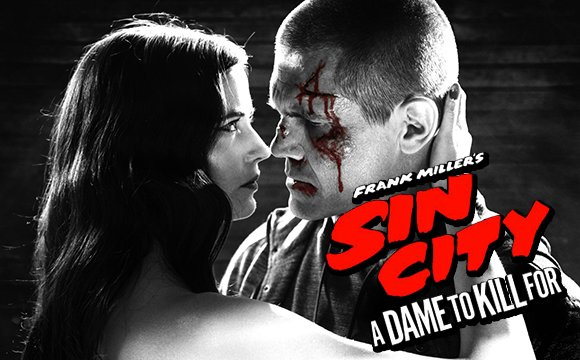 Exklusiv: Der neue deutsche Trailer zu Sin City 2: A Dame to Kill For