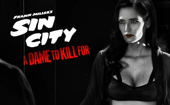 Sin City 2: Babes & Guns im neuen Red Band Trailer der Comic-Con