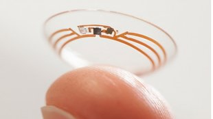 "Novartis arbeitet an Googles ""Smart Lense"""