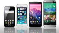 Welcher Smartphone-Typ bist du? (Umfrage)