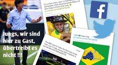 WM 2014: Deutschland-Rekordspiel aus Social Media-Sicht