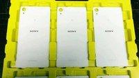 Sony Xperia Z3: Neue Fotos zeigen Gehäuserückseite