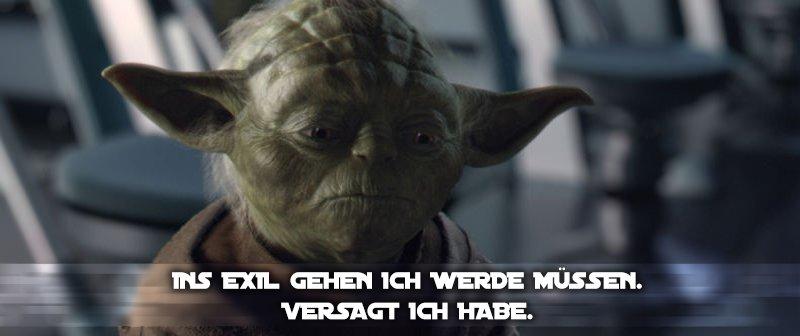 Geburtstag Du Hast Yoda Teure Geschenke