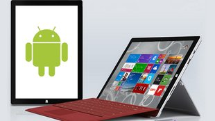 Surface Pro 3: Per Kickstarter-Projekt bald mit Android [Video]
