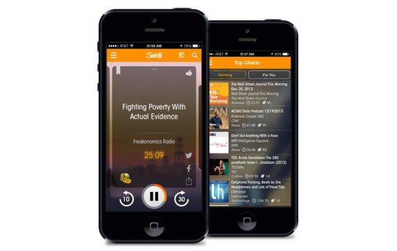 Apple vor Übernahme der Radio-App Swell