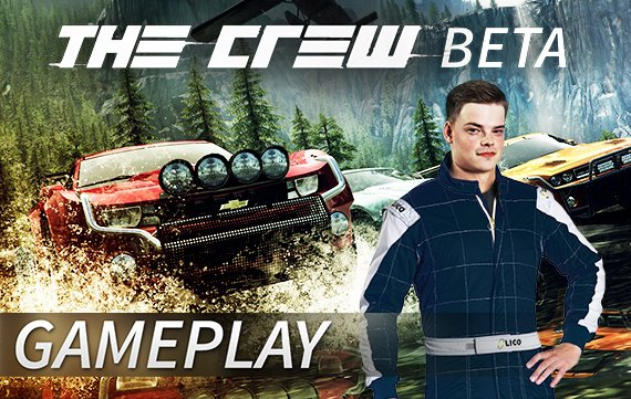 "GIGA Gameplay: Mit ""The Crew"" durch die ganze USA!"