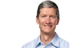 Tim Cook ist optimistisch...