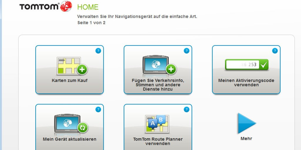 TomTom HOME Download