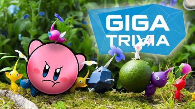 GIGA Trivia #57: Kid Kirby, singende Pikmin und Demon's Souls
