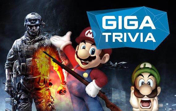 GIGA Trivia #54: Battlefield Nintendo-exklusiv‽