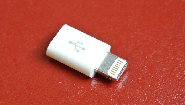 """Mehr Dummy als Original: Warnung vor angeblichen """"Apple Lightning-Adaptern"""""""