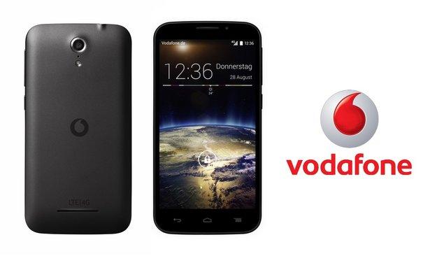 Vodafone Smart 4 power & turbo: Zwei neue Smartphones mit LTE-Inklusiv-Volumen vorgestellt