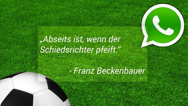 10 Bundesliga Spruche Zur Saison 2015 2016 Fur Whatsapp