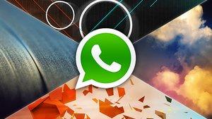 11 WhatsApp-Wallpaper: Passend für jede Konversation (Download-Paket)