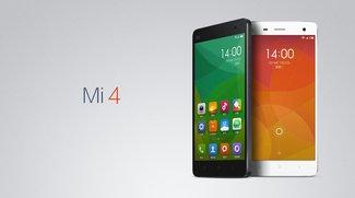 Xiaomi Mi4: Internationale Variante mit kompatiblem LTE-Modul gesichtet