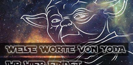 Die besten Zitate von Yoda: Seine kultigsten Star Wars Sprüche