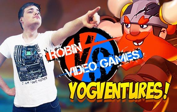 Robin VS Video Games: Yogventures - Wie der Yogscast seine Fans verarscht