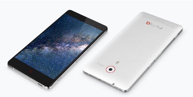 ZTE Nubia Z7: Neues Smartphone mit Ausstattung auf LG G3-Niveau vorgestellt – inklusive Familienanhang
