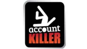 AccountKiller: Accounts im Netz löschen leicht gemacht (meistens)