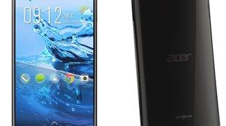 Acer Liquid Jade Plus: Schlankes Dual SIM-Smartphone im Hands-On [IFA 2014]