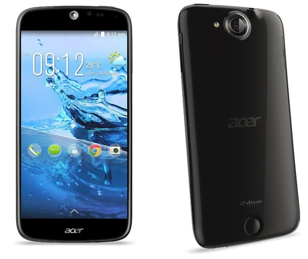 Acer Liquid Jade Plus: Schlankes Dual SIM-Smartphone im Hands-On [IFA 2014]