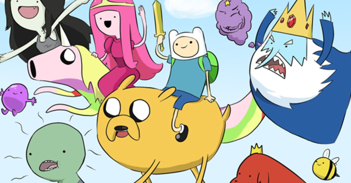 serien stream adventure time