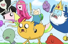 Adventure Time im Stream: Alle...