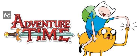 Die geniale Zeichentrickserie Adventure Time läuft in Deutschland nur im Cartoon Network.